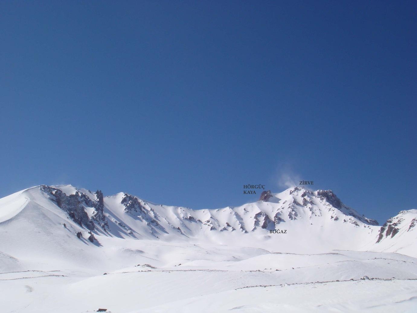 Dağın Doğu Yüzü