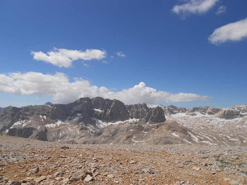Adsız Tepe'den manzara