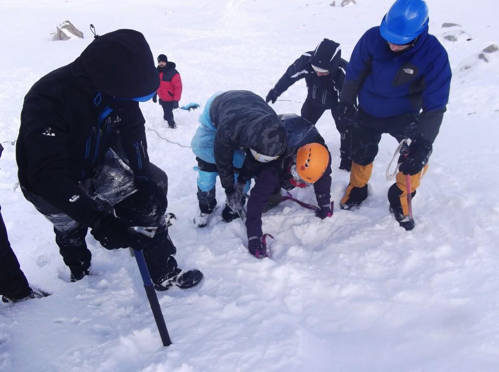 Kar Emniyet Malzemeleri Eğitimi