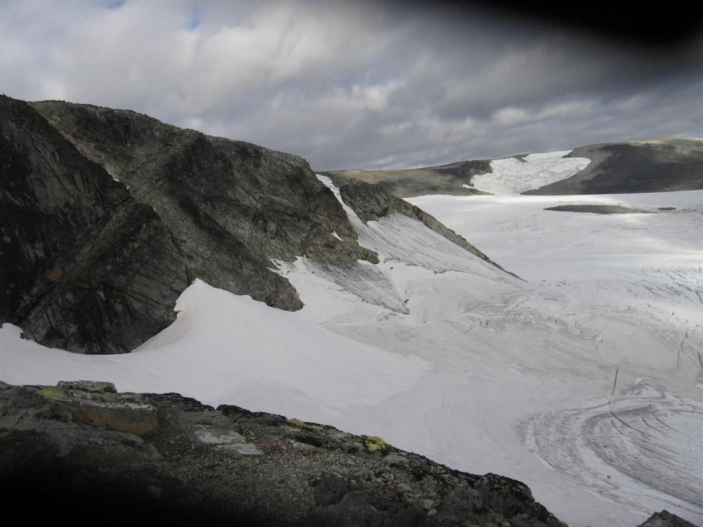 Buzul Rotası