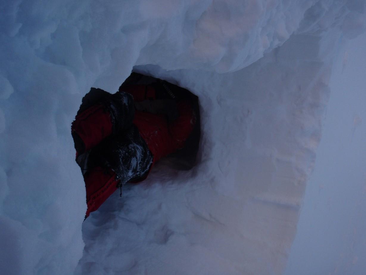 Kar Mağarası