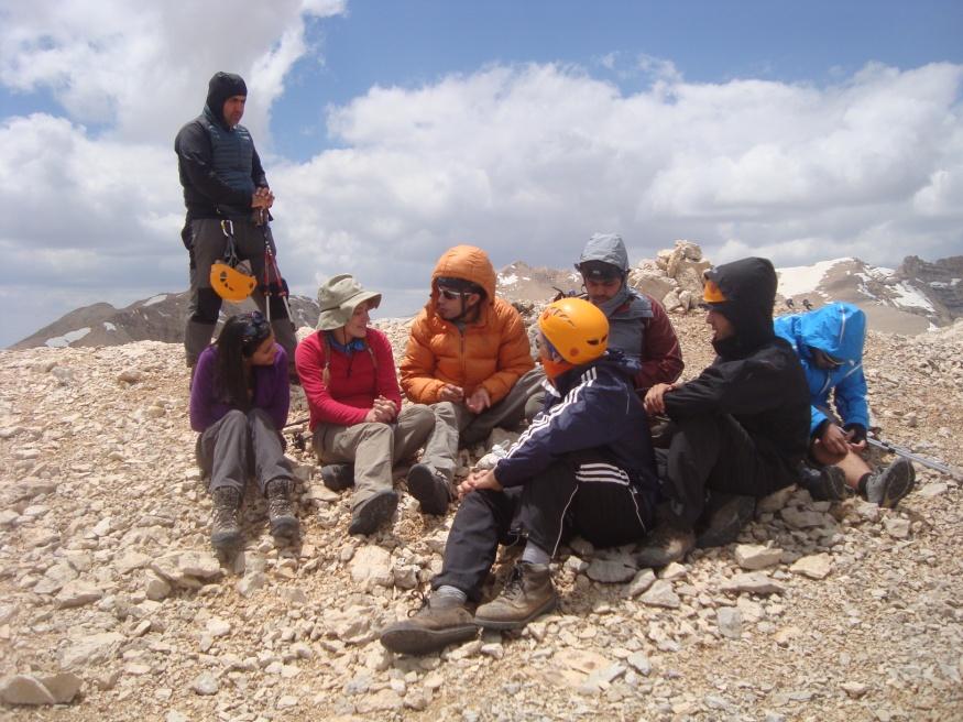 Adsız Tepe(3600m)